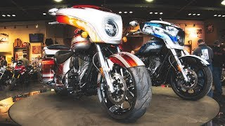 Download Lloydz Motor Workz Supercharged 2019 Indian Chieftain Reveal Video