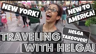 Download I WAS KIDNAPPED?! HELGA TAKEOVER! ft. David Dobrik | Lizzza Video