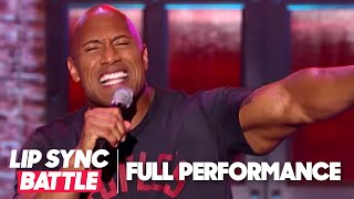 Download Dwayne Johnson's ″Shake It Off″ vs Jimmy Fallon's ″Jump In The Line″ | Lip Sync Battle Video