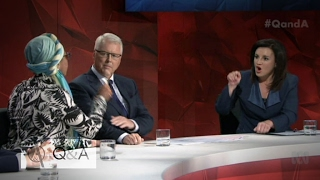 Download Sharia law debate creates fireworks on Q&A Video