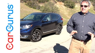 Download 2017 Honda CR-V | CarGurus Test Drive Review Video