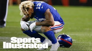 Download NFL: Why Is Odell Beckham Jr.'s Toughness Being Questioned After Hit? | SI NOW | Sports Illustrated Video