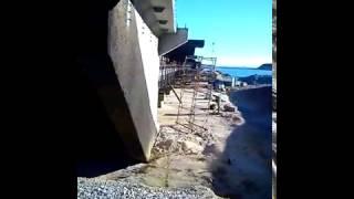 Download Керченский мост сегодня 08.12.2016/Мост начало Керчь/Стык с берегом Video