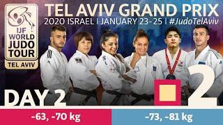 Download Judo Grand-Prix Tel Aviv 2020 - Day 2: Elimination Tatami 2 Video