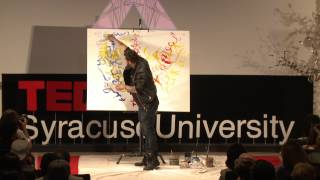 Download The healing powers of art | Domingo Zapata | TEDxSyracuseUniversity Video