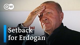 Download Turkey elections: Setback for Erdogan's AKP | DW News Video