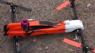 Download Nitro Stingray test flight Video
