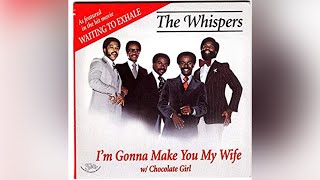 Download Whispers - I'm gonna make you my wife Video