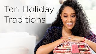 Download Tia Mowry's Top 10 Family Holiday Traditions| Quick Fix Video