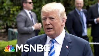 Download President Donald Trump Promotes Dubious Conspiracy Theory Against FBI | Hardball | MSNBC Video