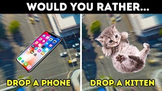 Download WOULD YOU RATHER? 13 HARDEST CHOICES TO TEST YOUR BRAIN Video