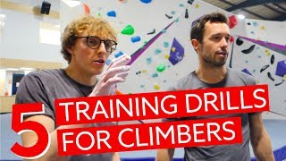 Download Five Training Drills Every Climber Should Do - with Louis Parkinson Video