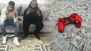 Download $10,000 WAGER GAME OF 2K VS SWAGHOLLYWOOD!! THE REMATCH!!! SOMEONE RAGED QUIT!! Video