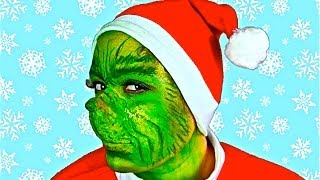 Download THE GRINCH MAKEUP TUTORIAL! Video