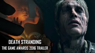 Download Death Stranding (Kojima Productions) - New Gameplay Trailer (The Game Awards 2016) - ITA Video