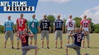 Download Josh McCown: The Man of Many Jerseys | NFL Films Presents Video