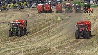Download Claas vs Zetor   Tractor Show    Tractor Drag Race 2016 Video