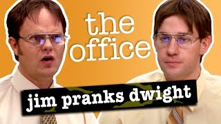 Download All Of Jim's Pranks Against Dwight - The Office US Video