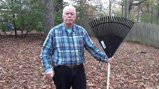 Download How To Rake (Bag) Leaves - the EASY WAY! Video