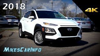 Download 2018 Hyundai Kona SEL - Ultimate In-Depth Look in 4K Video