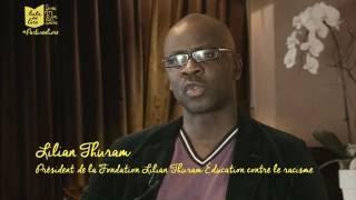 Download Entretien avec Lilian Thuram / Si on change 4 lettres à ″foot″ ça fait ″lire″ ;) ! Video