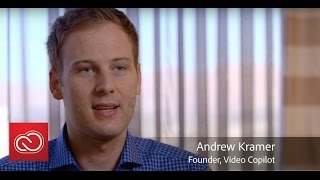 Download Andrew Kramer, Video Copilot & After Effects | Adobe Creative Cloud Video