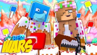 Download CANDY KILLERS GO BED KILLING! Minecraft BedWars | Little Kelly Video