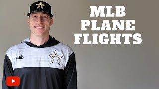 Download MLB Plane Flights Video