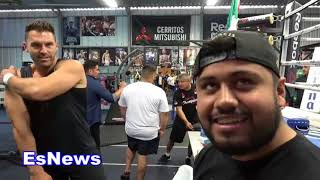 Download Pita Garcia Reveals Eddie Hearn Offers Mikey SICK MONEY Set To Meet Next Week EsNews Boxing Video