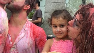 Download Holi 2016. When Israel meets India! Video