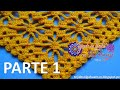 Download chal tejido a crochet paso a paso en punto arañitas video 1 Video