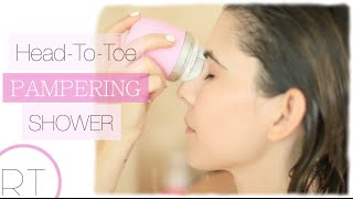 Download Head-To-Toe Pamper Shower Video
