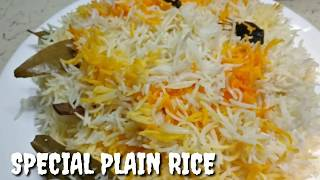 Download Special Plain Rice Video