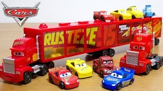 Download Disney Pixar Cars3 toy movie Hyper mac Container connection Video