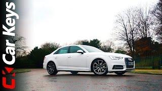 Download Audi A4 2016 review - Car Keys Video