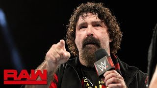 Download Mick Foley interrupts Elias: Raw, Sept. 10, 2018 Video