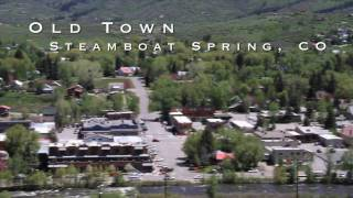 Download Old Town in Steamboat Springs, Colorado - Living in Downtown Video