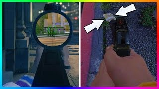 Download 10 EASY TIPS THAT WILL HELP YOU WIN EVERY GUNFIGHT IN GTA ONLINE! (GTA 5 PvP GUIDE) Video