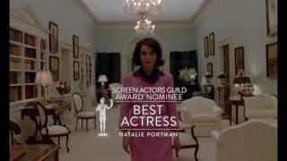 Download JACKIE | TV SPOT | Golden Globe SAG Nominee Video