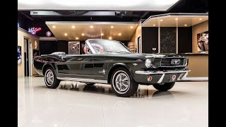 Download 1966 Ford Mustang Convertible For Sale Video
