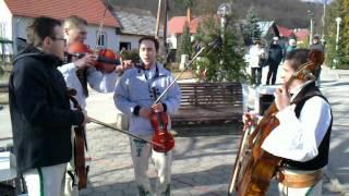 Download Fašiangy v Nimnici VI-Zbojnícka muzika z Terchovej I. Video