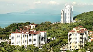 Download Batu Ferringhi on the Penang Island of Malaysia. Video