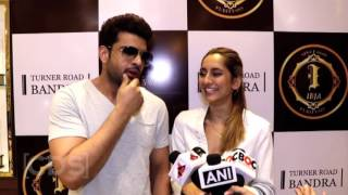Download Anusha Dandekar And Karan Kundra Interview Together 2016 Video