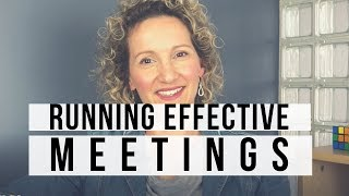 Download Efficient Meetings - 7 Tips To Run an Effective Meeting Video