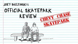 Download Hitting the NEW Chevy Chase Skatepark   Official Skatepark Review Video
