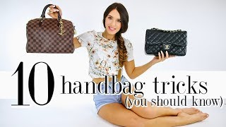 Download 10 Handbag Tricks EVERY Girl Should Know! *life-changing* Video