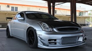 Download 550 HP Twin-Turbo Infiniti G35 Coupe - One Take Video