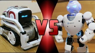 Download Cozmo VS Alpha 1S (ROBOT DEATH BATTLE!) Video