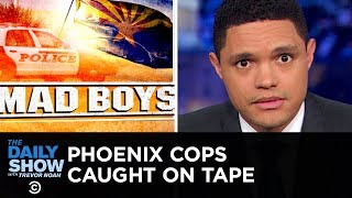 Download Phoenix Cops' Extreme Response to Shoplifting Caught on Tape | The Daily Show Video