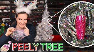 Download Decorating my Cristmas Tree with my Nail Peelies Video